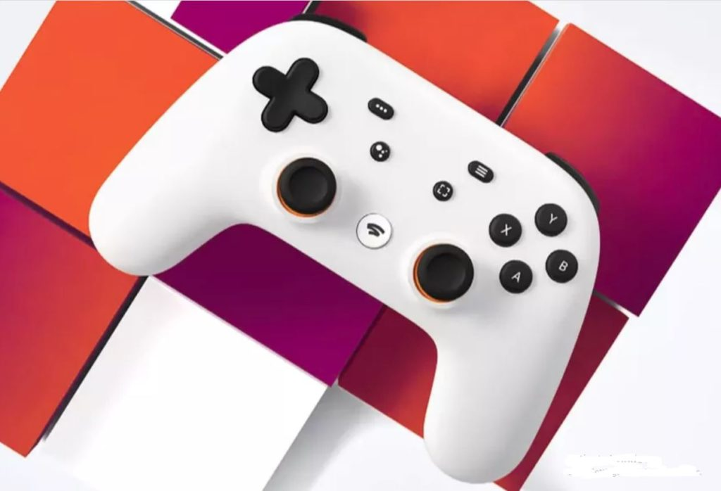 Google Stadia controller finally becomes wireless