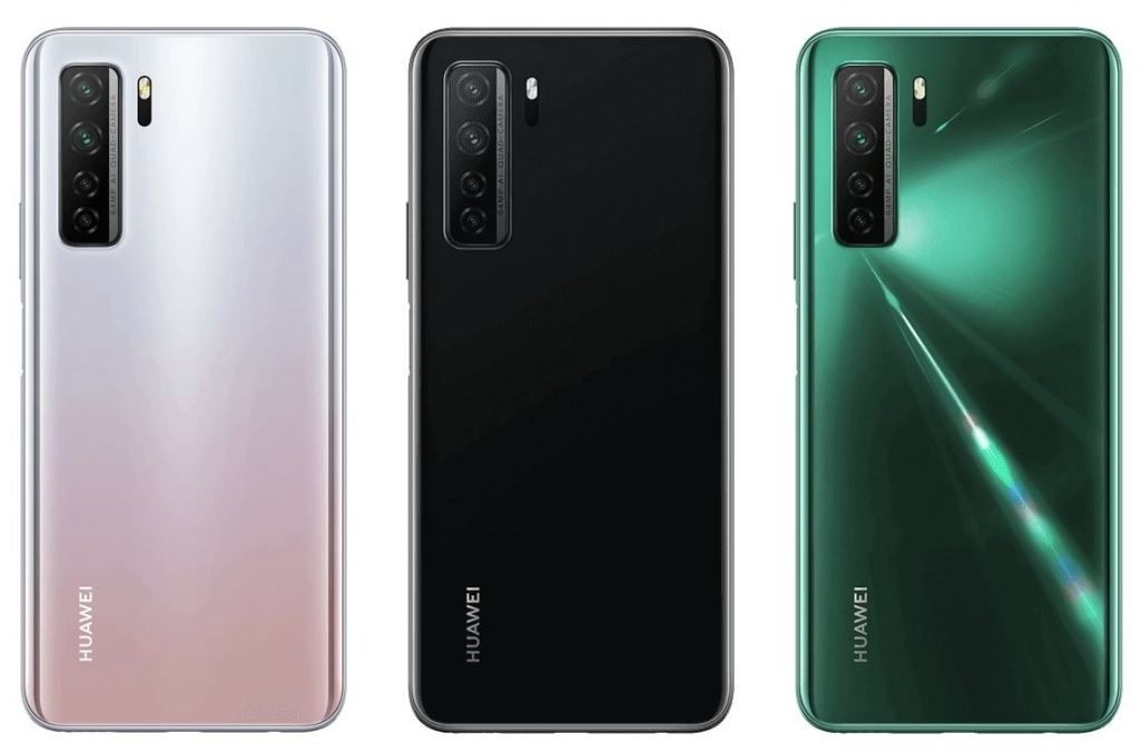 Huawei P40 Lite launched