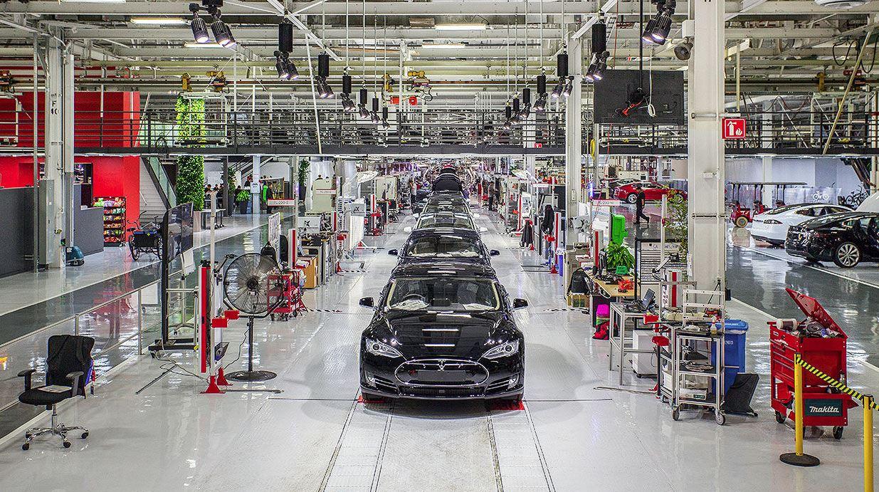 Tesla had to suspend Gigafactory 3