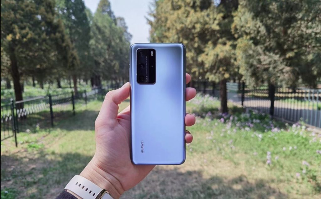 Huawei P50 Pro exposure: unprecedented new lens