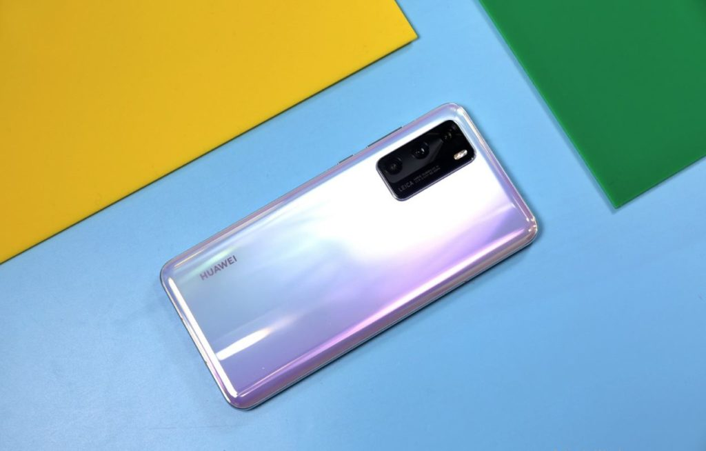 How manufacturers of cases for Huawei P40 and P40 Pro failed