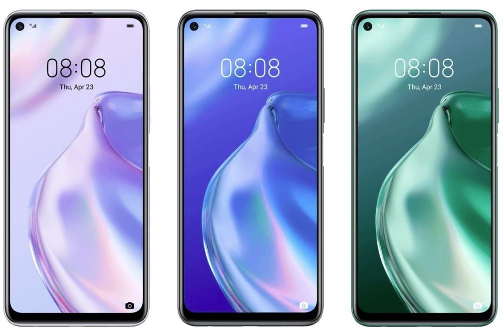 Huawei P40 Lite 5G is getting ready for launch in Europe