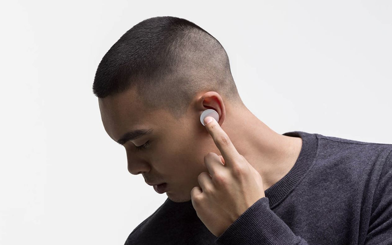 microsoft launch new earbuds