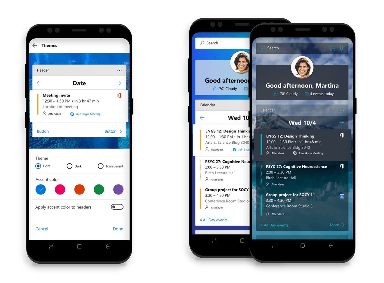 Microsoft Launcher Preview for Android released: that's new
