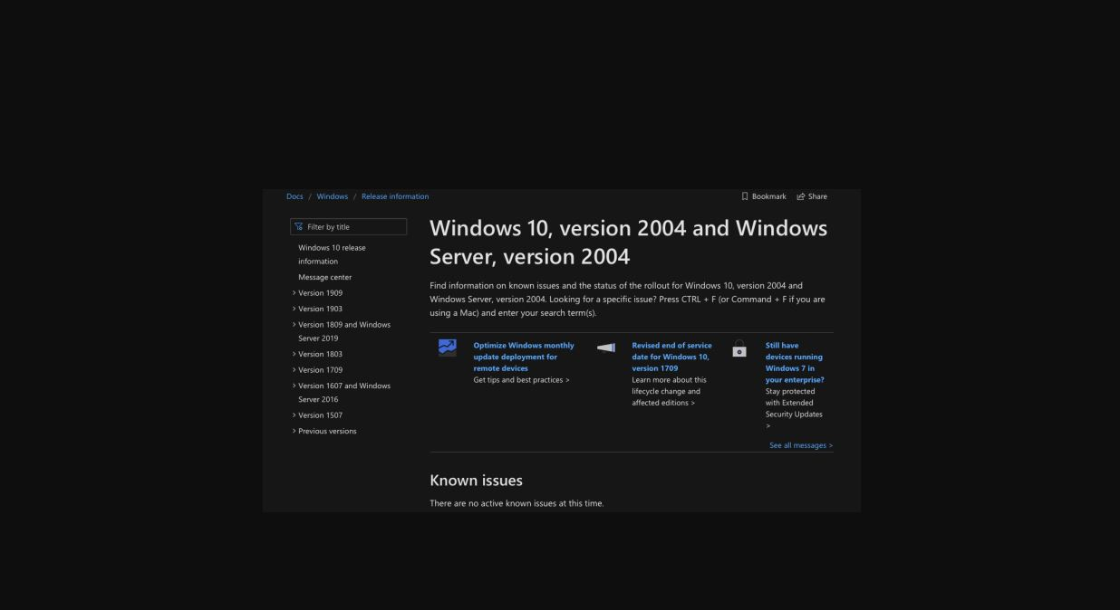 Windows 10 update: Microsoft indirectly confirms upcoming launch