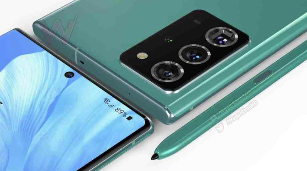 Leak: The Samsung Galaxy Note 20 gets exciting camera features