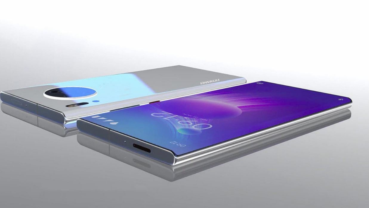 Huawei mate 40 pro concept design