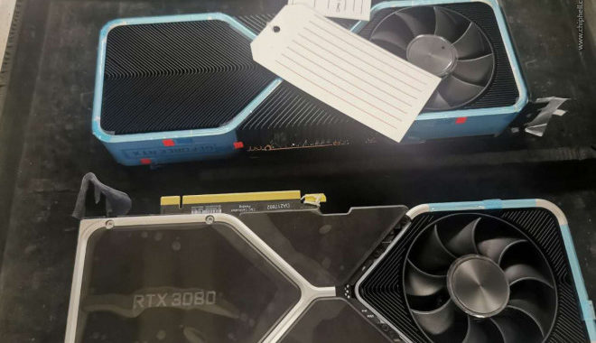 Nvidia GeForce RTX 3080: This is what the next-generation graphics card looks like
