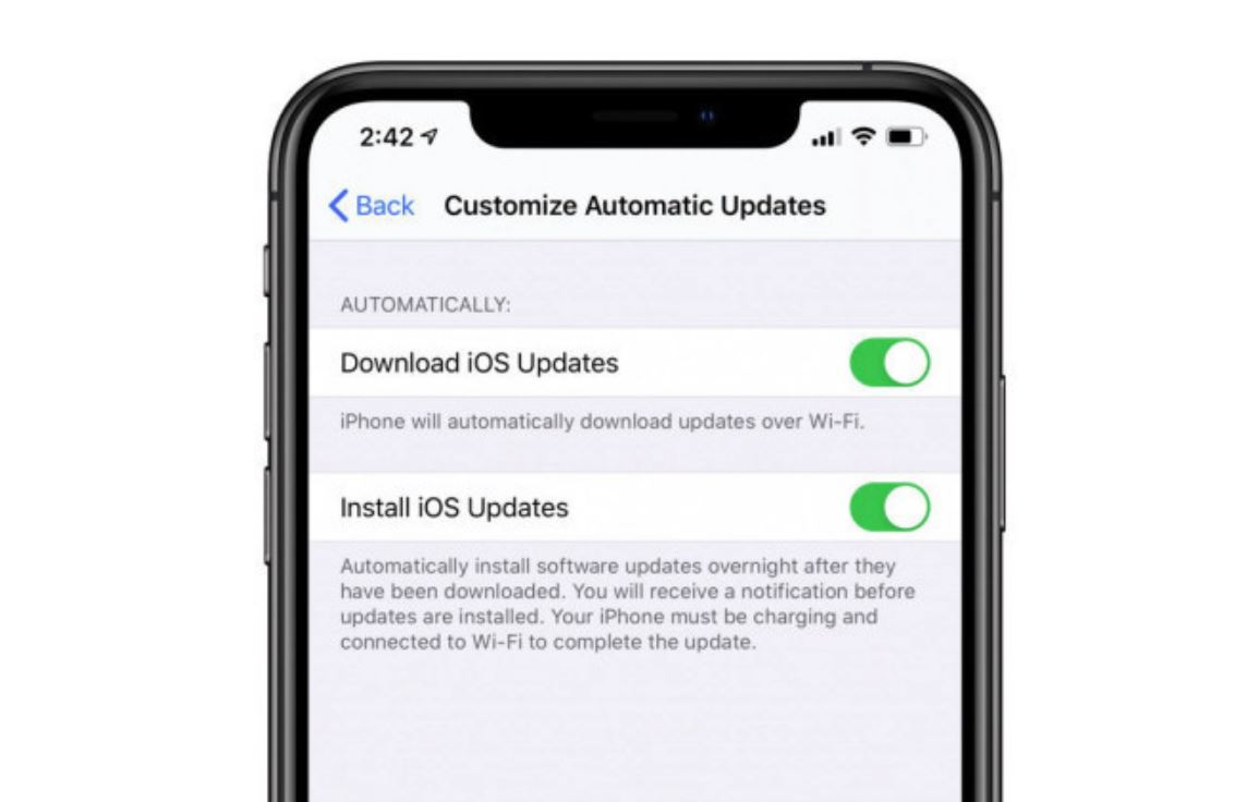 Apple releases iOS 13.6 Beta with a new update function