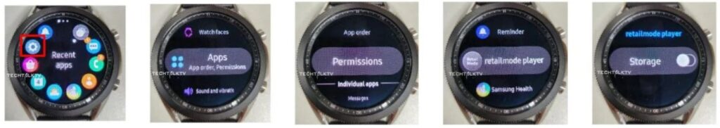 Leak: Samsung Galaxy Watch 3 seen in different photos