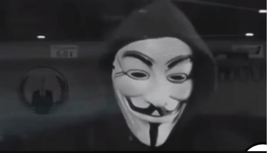 "Anonymous hackers promise to ""expose"" Minneapolis police"