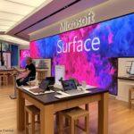 Microsoft still leaves its stores closed due to coronavirus