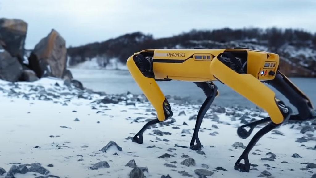 Boston Dynamics Robot Dog Goes On Sale