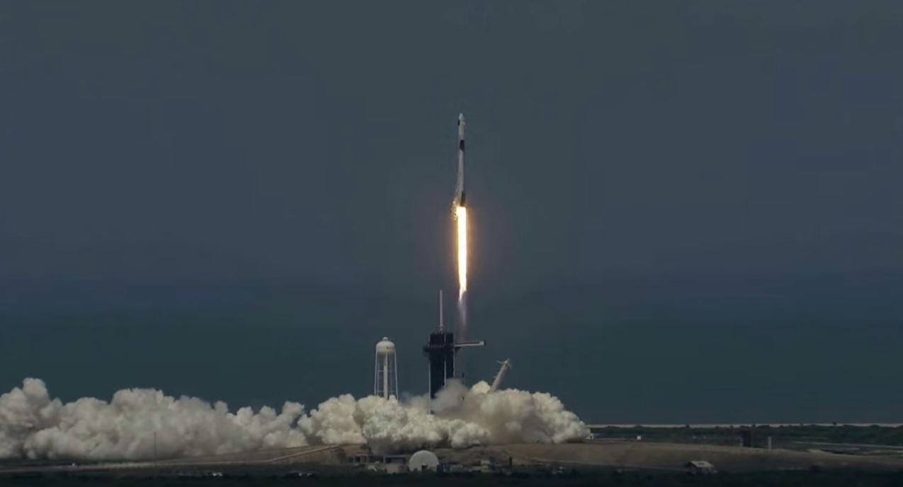 Elon Musk and SpaceX quickly launched another Falcon 9 rocket