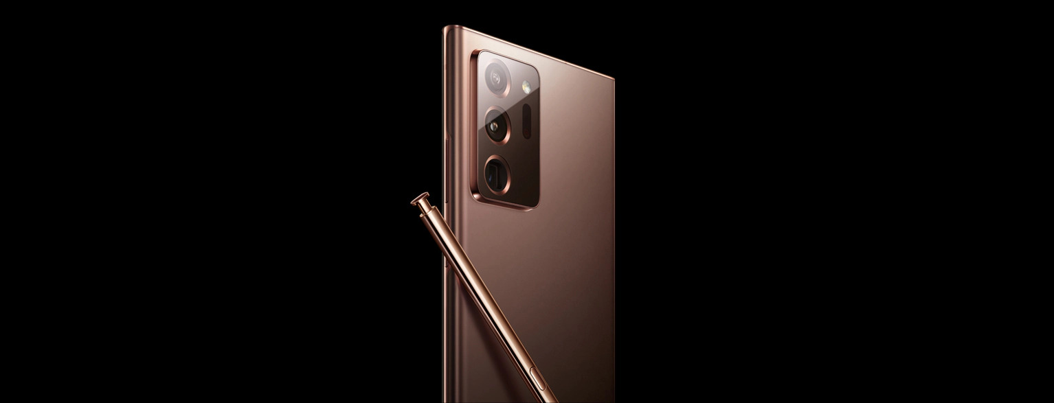 Samsung accidently posted the Note20 Ultra in Mystic Bronze on their Russian website. It looks great!