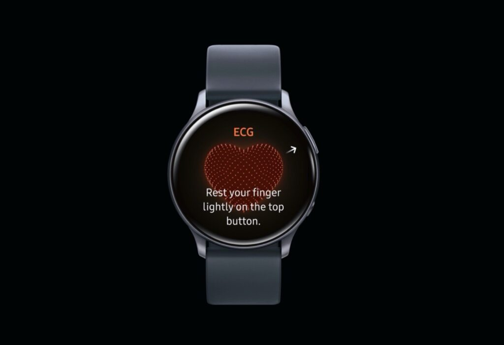 Galaxy Watch Active 2: ECG Function should be delivered later: new schedule from Samsung