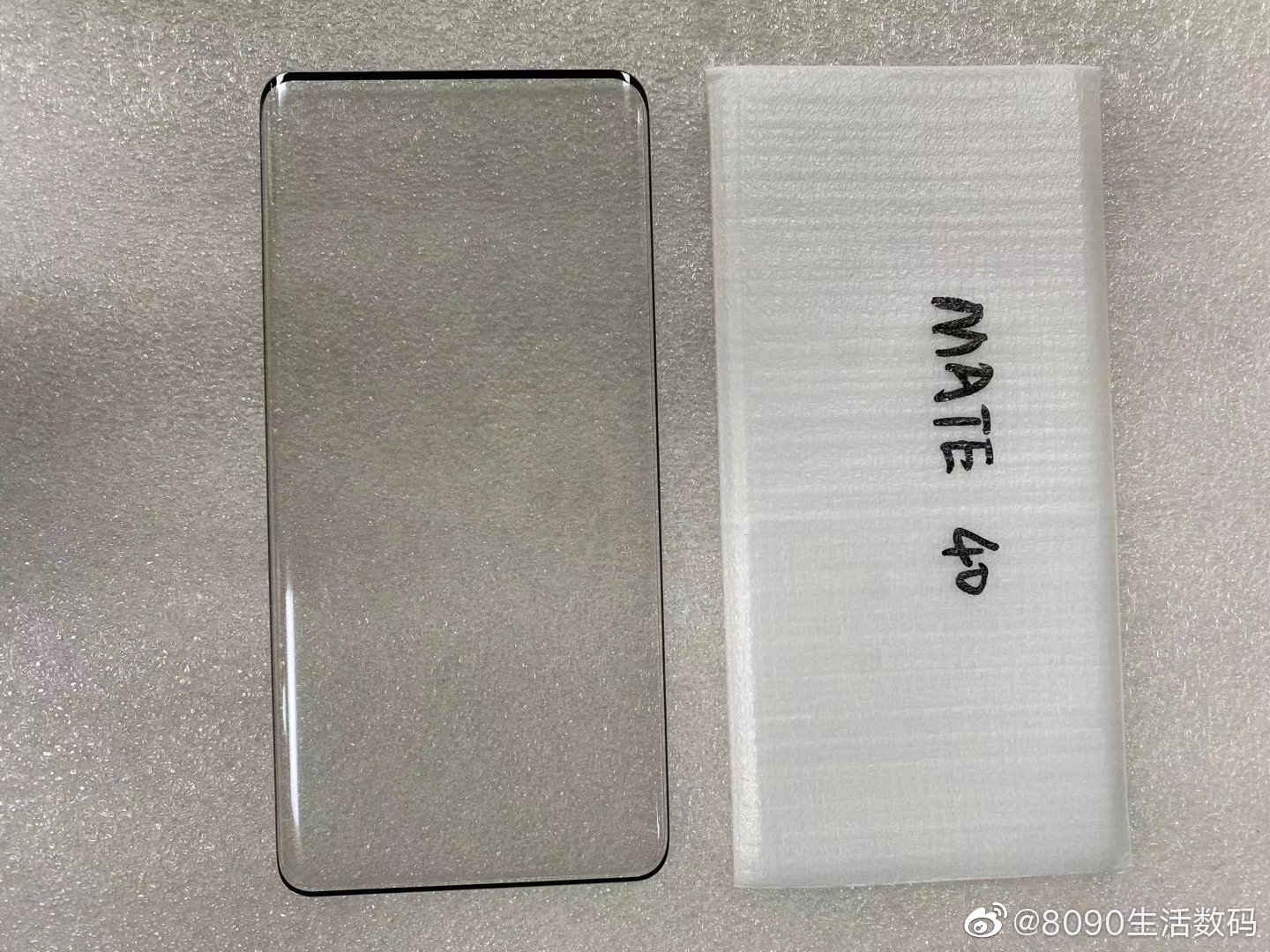 Huawei_Mate_40 case leaked