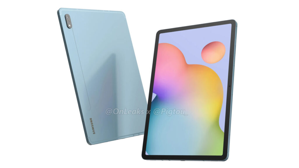 Samsung Galaxy Tab S7 Plus receives the IMDA certification.
