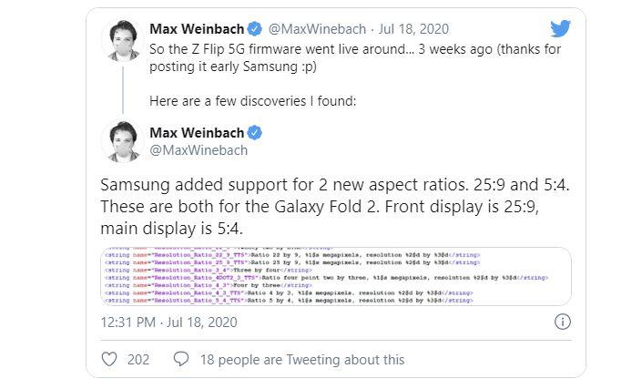 Samsung firmware