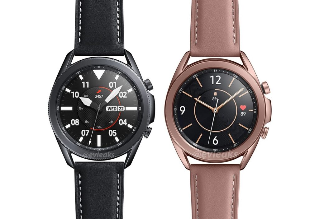 Samsung Galaxy Watch 3 offers fall detection and gesture control