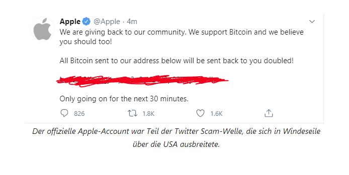 bitcoin scam attack on twitter