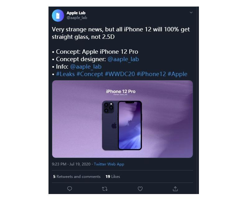 iphone 12 new news