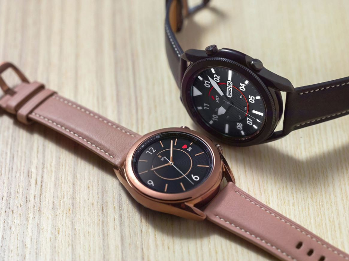 Galaxy Watch 3 different style