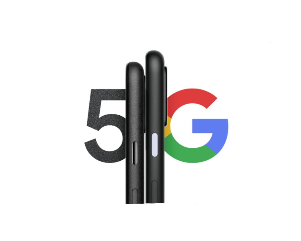 Google Pixel 5 and 4a 5G: Vodafone Germany names the expected date