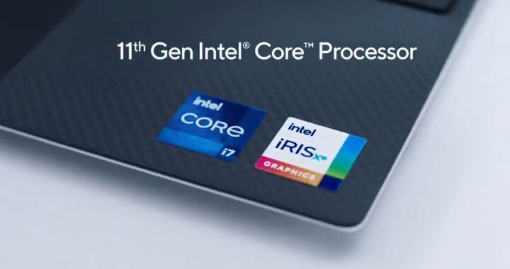 Intel revealed what the Xe-LP graphics of Tiger Lake processors are capable of in games