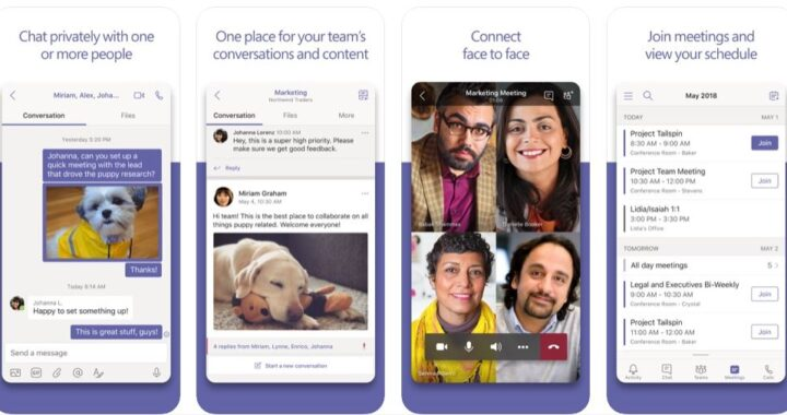 New features in Microsoft Teams for Android and iOS