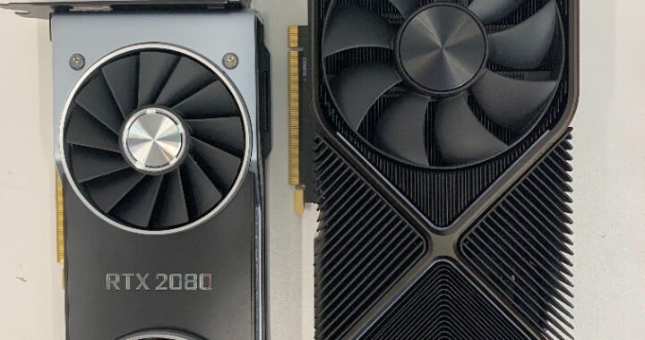 Leak: New photos show the gigantic Nvidia GeForce RTX 3090 Founders Edition