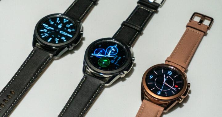 Samsung Galaxy Watch3 smartwatch Officially presented