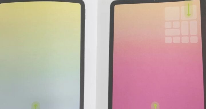 Suspected new iPad Air manual exposure: full screen design + power button integrated TouchID