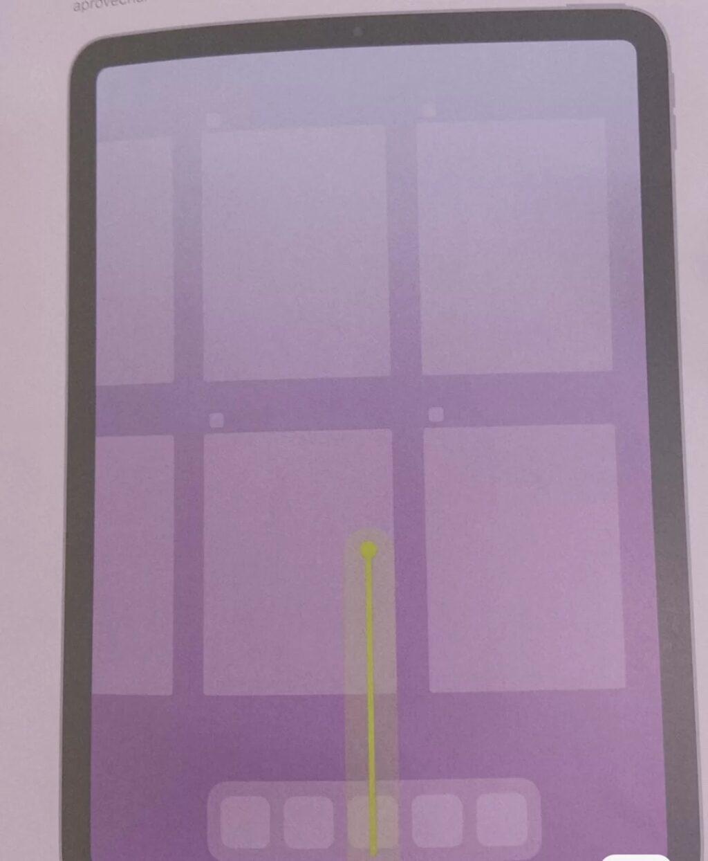 Apple iPad Air 4: Instructions should confirm design, USB ...