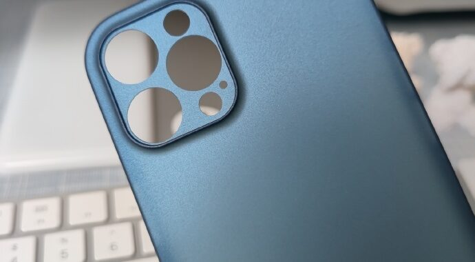 Live photo confirms camera configuration of iPhone 12