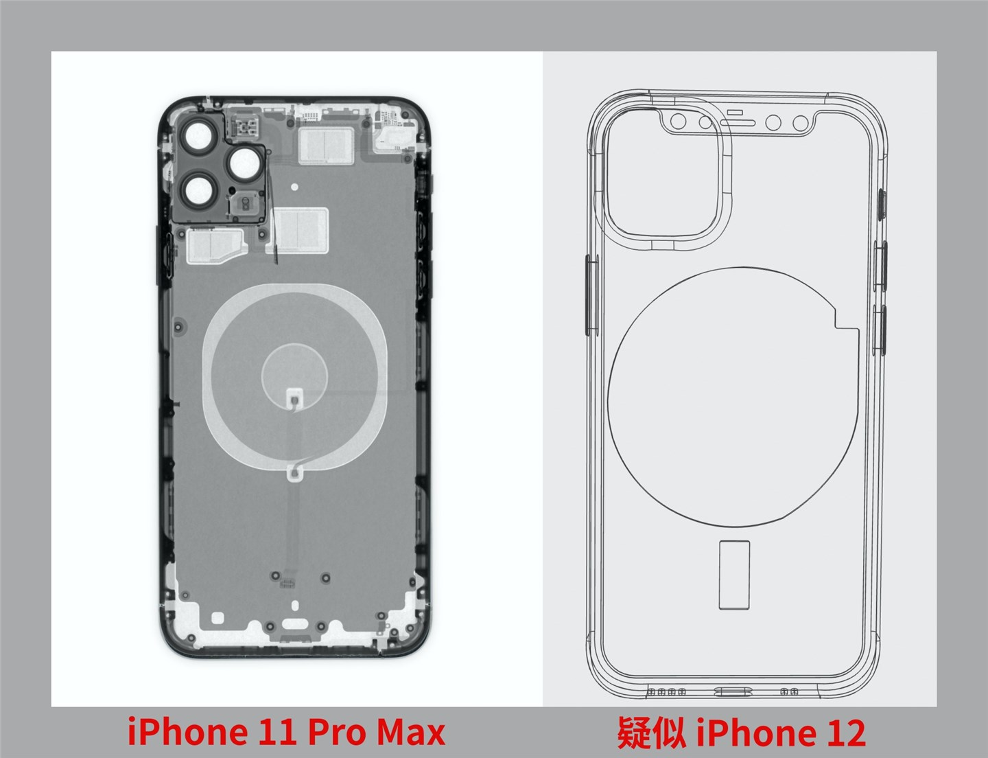 iphone 12 charging exposed
