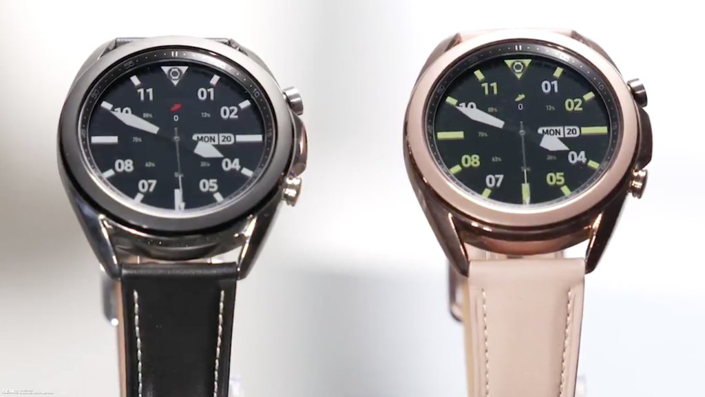 Samsung Galaxy Watch3 received first update it's very important
