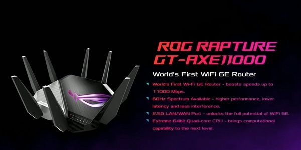 Asus wifi 6 router