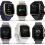 Garmin Venu Sq and Venu Sq Music: Smartwatches from 200 euros presented