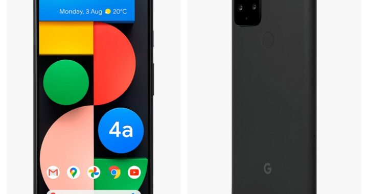 Google Pixel 4a 5G: Inexpensive Android 11 Smartphone in Detail