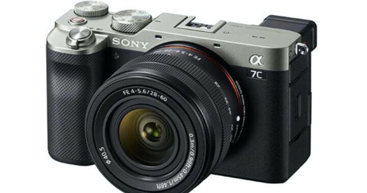 Leak reveals the extremely compact Sony A7C full-frame camera, including specs and prices