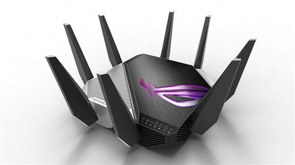 ASUS releases a new 10G router: add Wi-Fi 6E support