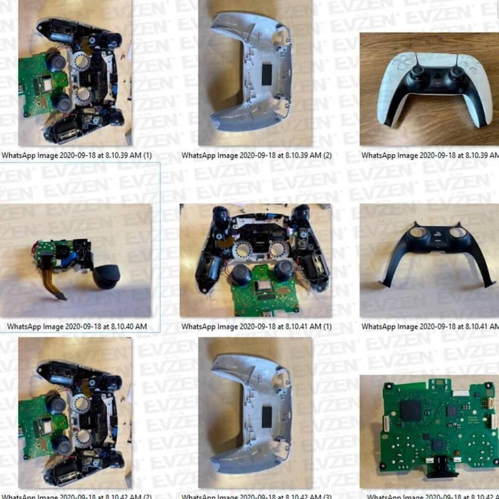 PlayStation 5 DualSense wireless controller gets an unofficial teardown