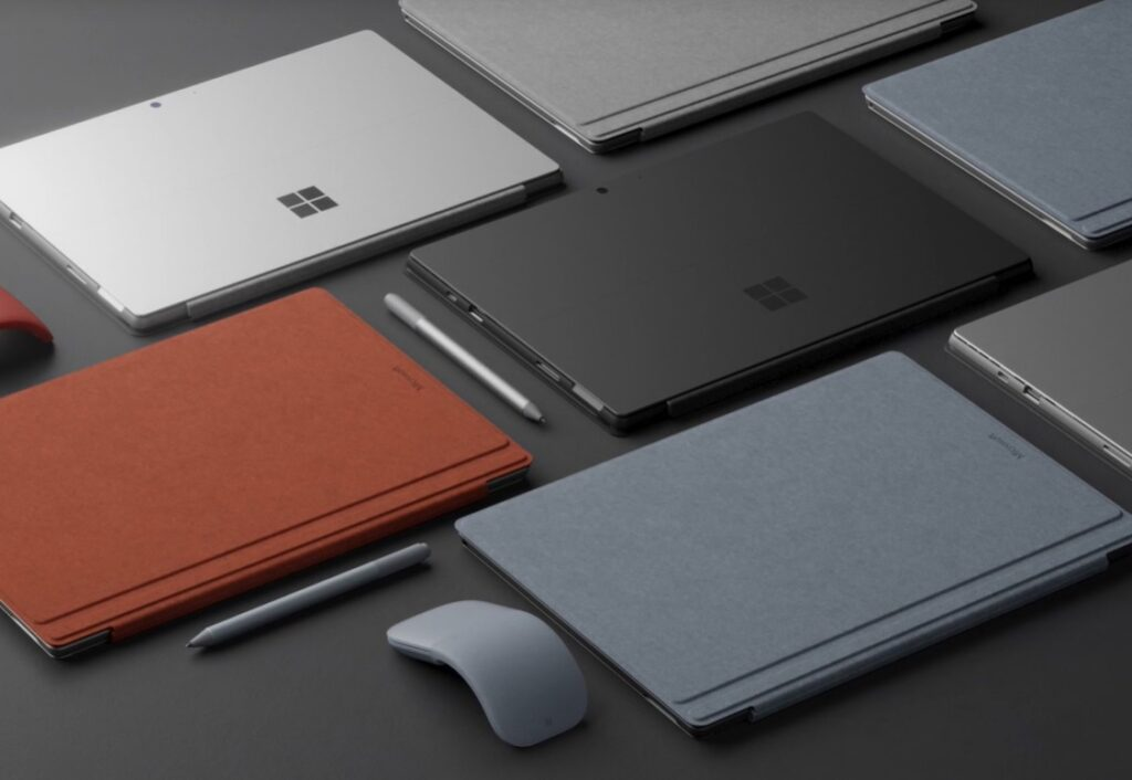 The launch of Surface Pro 8 and Surface Laptop 4 has apparently been postponed