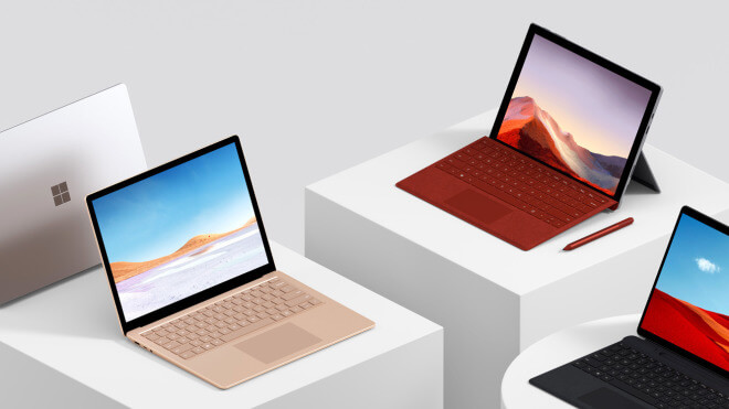 Surface Laptop with 12.5-inch display, new Surface Pro X launch soon
